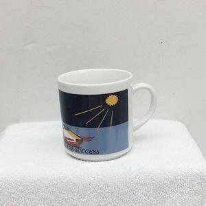 MASTAR Streamlining For Success Train Sun Logo Mug